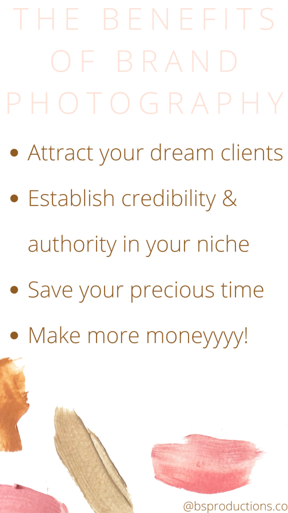 Attract your dream clients Establish credibility & authority in your niche Save your precious time Make more moneyyyy!